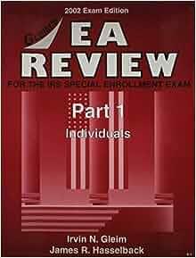 gleim ea review books 2012