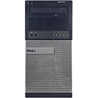 Dell Optiplex 790 Tower Premium Business Desktop Computer (Intel Quad-Core i5-2400 up to 3.4GHz, 8GB DDR3 Memory, 3TB HDD + 120GB SSD, DVD, WiFi, Windows 7 Professional) (Certified Refurbishedd)