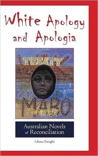 Amazon com: White Apology and Apologia: Australian Novels of