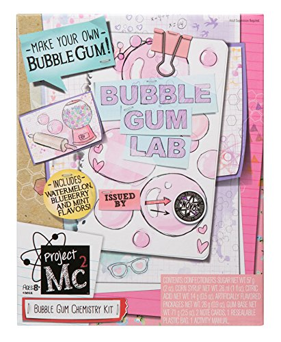 Project Mc2 Bubble Gum Chemistry