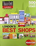 Time Out London's Best Shops, , 1905042760