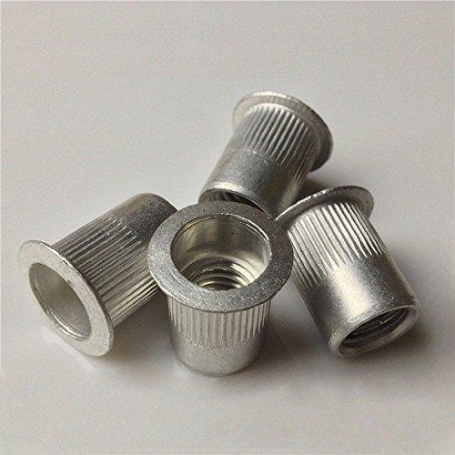 M3 Metric Aluminum Nut Rivets (100pc)