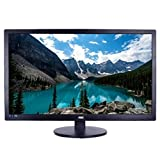 27 AOC E2770SHE HDMI/VGA 1080p Widescreen Ultra-Slim WLED LCD Monitor (Black) consumer electronics