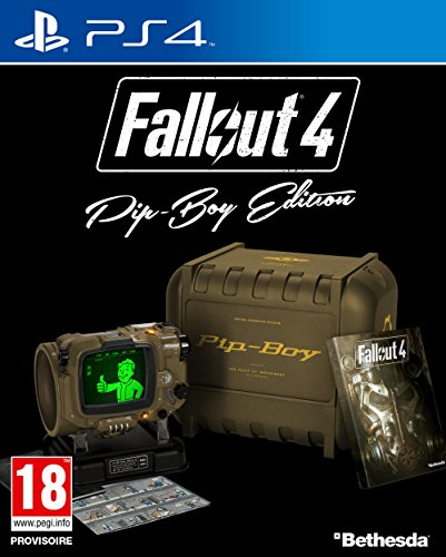 Fallout 4 Uncut [PEGI] - Pip-Boy Edition - [PlayStation 4]