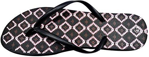 Octave Infradito Black Design Diamonds donna xvqB6w