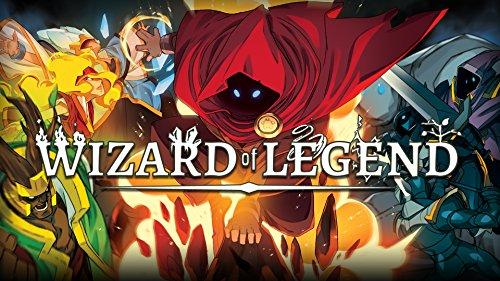 Wizard of Legend - Nintendo Switch [Digital Code] (Best Randomly Generated Games)