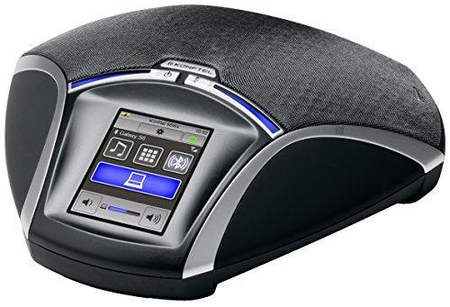 Speakerphone Memory - Konftel 55Wx Wireless Bluetooth HD Audio Conference Speaker Phone