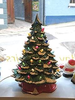 Darice Ceramic Christmas Tree Lamp Kit 120v/40w: Amazon.co.uk ...
