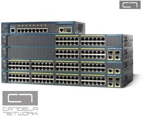 24 x 10//100//1000 4 SFP Cisco WS-C3750G-24PS-E Cisco Catalyst Switch L3 managed