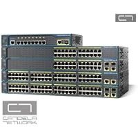 Cisco WS-C3750G-24PS-E Cisco Catalyst Switch L3 managed - 24 x 10/100/1000 4 SFP