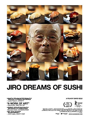 Jiro Dreams of Sushi by