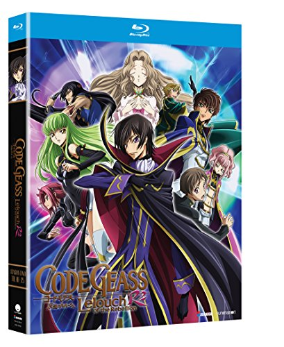 Code Geass: Lelouch of Rebellion R2 Season Two [Blu-ray]