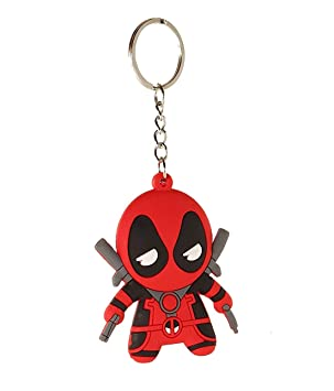 Inestimable Collection Llavero de Goma Deadpool Marvel ...