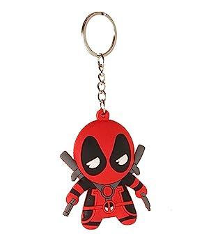 Inestimable Collection Llavero de Goma Deadpool Marvel ...