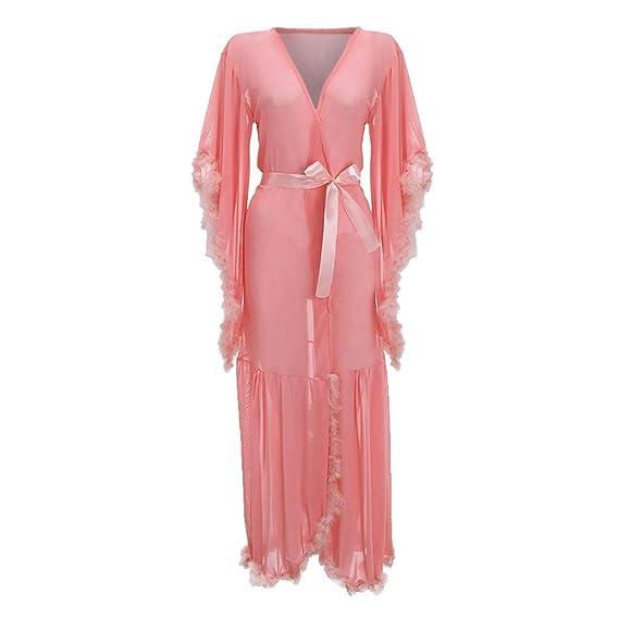 Las Rebajas! Batas Estilo Kimono para Mujeres, Remiendo De ...