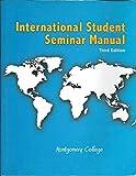 International Student Seminar Manual 9780757565946