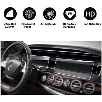 """2x Anti Glare Screen Protector 2014 2015 2016 Subaru WRX 7/"""" Display"""