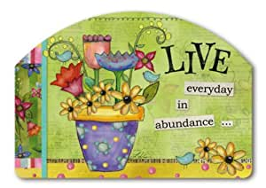 YardDesign Live In Abundance Yard Sign #73116