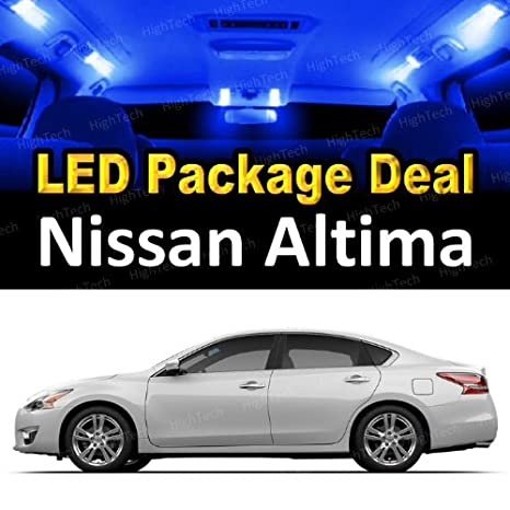 Amazon Hightechautoaccessory Led Interior Package Deal For