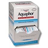 Aquaphor Healing Ointment,contains 144 packets,NET WT 0.03 OZ.(0.9g)Each