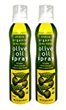 Trader Joe's Jose's Spanish Organic Extra Virgin Olive Oil Non Stick Cooking Spray 5 Fl. Oz. (2-Pack)