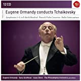Eugene Ormandy Conducts Tchaikovsky