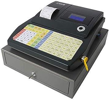 Caja registradora 941F de Olympia, antracita, 941 OLYMPIA: Amazon.es: Oficina y papelería