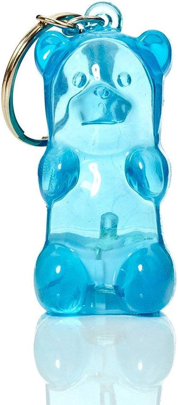 Gift Chewy Bear Keychain Free Bag Accessories Candy Gummy Bear Bagcharm