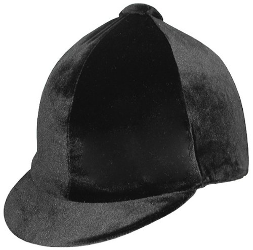 Hat Black Velvet Cover Cover Velvet Hat Black wqgHvqEZOx