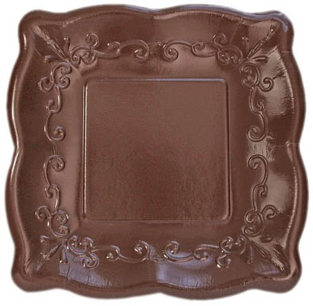 8-Count Elise Scalloped Embossed 10