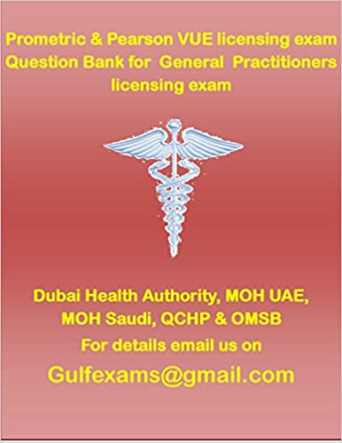 Buy MOH DHA QCHP OMSB HAAD Licensing Exam Study