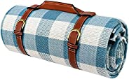 Eirsdoik Picnic Blanket Waterproof Extra Large,Beach Blanket Sand Proof Oversized Waterproof,Large and Thick P