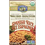 Lundberg Family Farms Organic Entrees-Whole Grain Spanish Rice