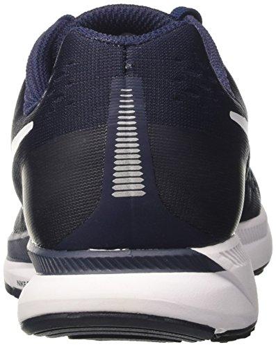 Recal De Chaussure Couleurs Varies Blue Basketball Indigo Neutre obsidian Varies Jordan White Nike fpqU7dnq