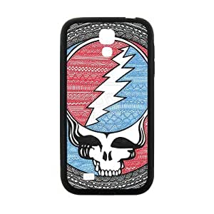 Zyhome Galaxy S4 Modern and Fashion Rock Band Grateful Dead Case Cover for SamSung Galaxy S4 I9500 (Laser Technology)
