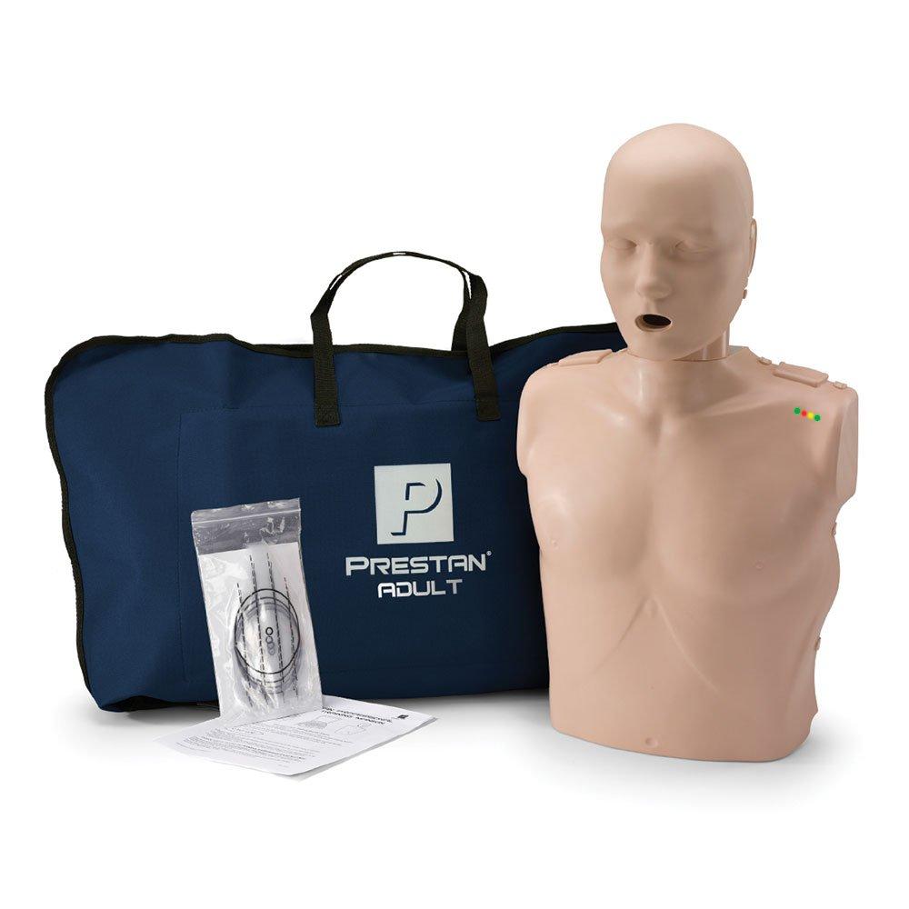 Reliance Medical prestan profesional adulto formación maniquí con monitor de RCP