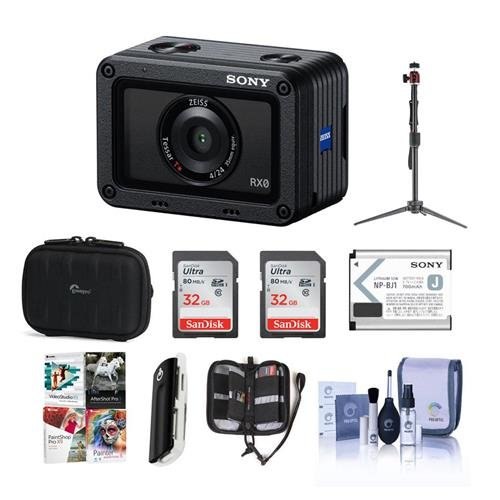 Sony Compact Waterproof Cameras - 8
