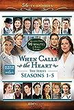 When Calls the Heart - Seasons 1-5 - 56 Episode Set -  DVD, Edify Films