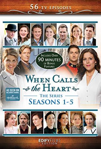 (When Calls the Heart - Seasons 1-5 - 56 Episode Set)