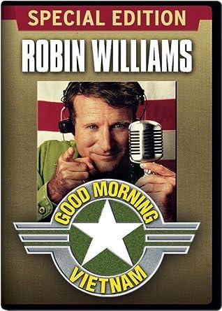 Amazon com: Good Morning, Vietnam (Special Edition): Robin
