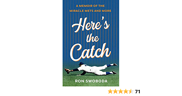 Heres the Catch: A Memoir of the Miracle Mets and More (English Edition)