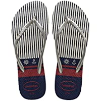 Chinelo Slim Nautical, Havaianas, Feminino