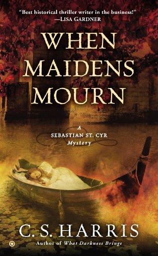 When Maidens Mourn: A Sebastian St. Cyr ()