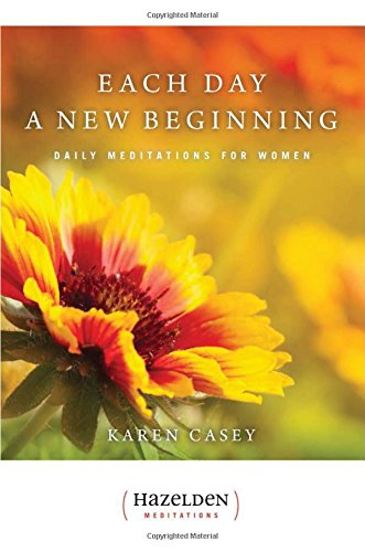Each Day a New Beginning: Daily Meditations for Women (Hazelden Meditations) from Hazelden Publishing