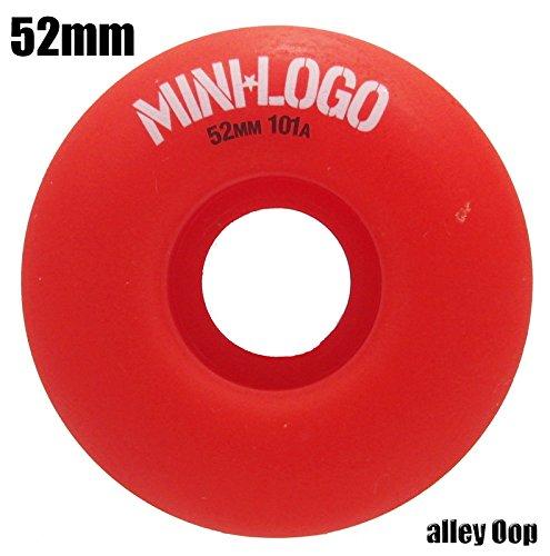 市民権スリット作曲するミニロゴ (MINILOGO) C-CUT 52mm 101A スケートボード ウィール スケボー