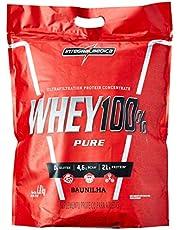 Whey 100% Pure Pouch 1.8Kg Baunilha, Integralmedica, 1.8Kg
