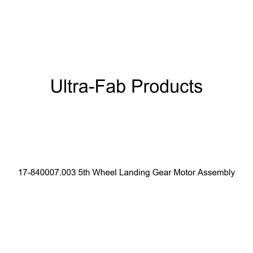 Ultra-Fab 17-840007.003 Motor Gear Assembly for Electric Landing Gear Jack