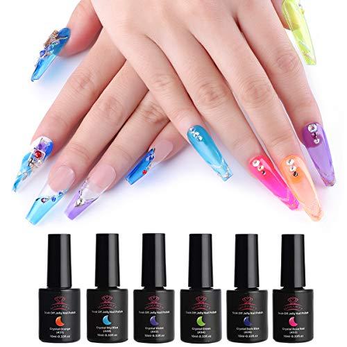 Best wave gel nail polish mood change list
