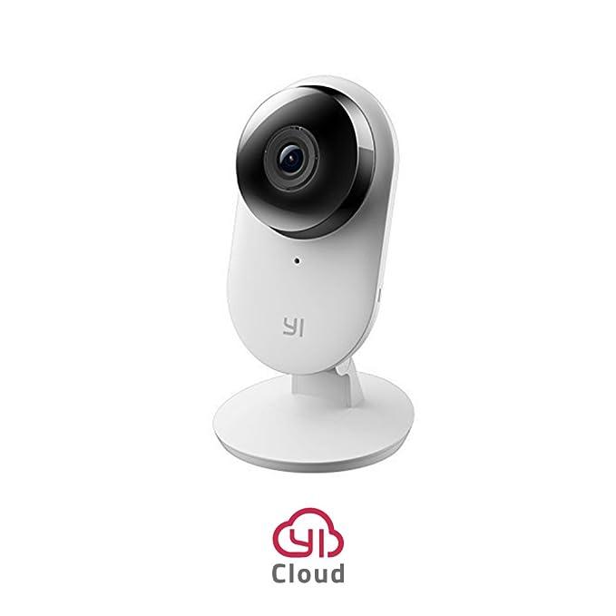 150 opinioni per YI Telecamera di Sicurezza Home 2nd Gen Risoluzione 1080p- Camera IP Wireless