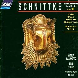 Schnittke: Chamber Music, Vol. 1